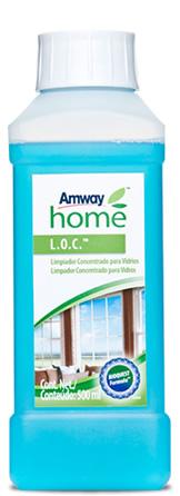 LOCTM Limpiador Concentrado para Vidrios