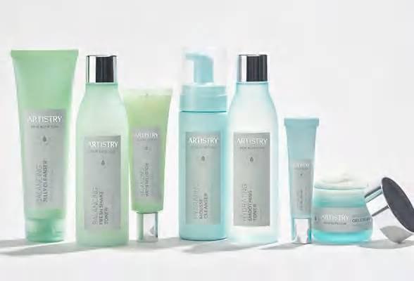 Productos para el cuidado de la piel suero personalizado Artistry Signature Select, ayuda a tratar las necesidades específicas de la piel.