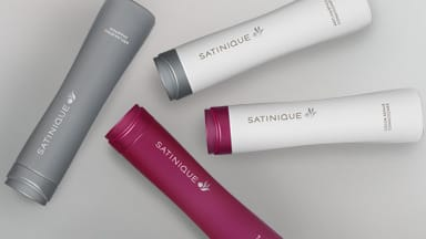 Productos Satinique de Amway para un cabello espectacular